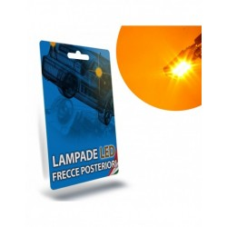 LAMPADE LED FRECCIA POSTERIORE per SMART Fourfour specifico serie TOP CANBUS