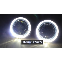 COPPIA COVER GTI CON ANGEL LED BIXENON PROJECTOR
