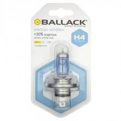 COPPIA LAMPADA ALOGENA H4 BALLACK