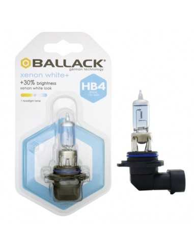 COPPIA LAMPADA ALOGENA HB4 BALLACK