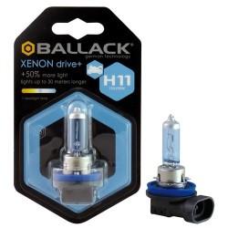 COPPIA LAMPADA ALOGENA H11 BALLACK