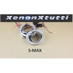 Proiettore HID Bi-Xenon Lenticolare 3 pollici - Mini H1 h7 h4- Retrofit Top Quality