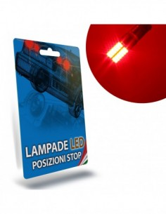 KIT FULL LED POSIZIONE E STOP per VOLKSWAGEN Lupo specifico serie TOP CANBUS