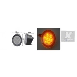 FRECCIA LED JEEP ARANCIONE FULL LED ANTERIORE