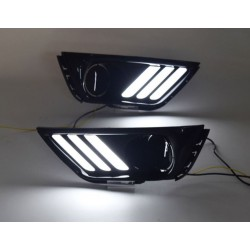 luce drl led jeep compass drl led light