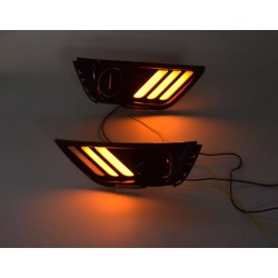 sequential turn light led jeep compass