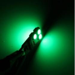 COPPIA LED T10 W5W RGB CON TELECOMANDO