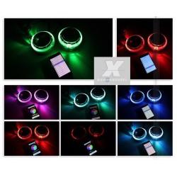 KIT PROIETTORE LENTICOLARE BIXENON RGB 2,5 POLLICI WIFI