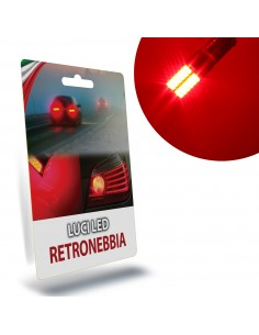 LAMPADE LED RETRONEBBIA RENAULT Megane Scenic specifico serie TOP CANBUS