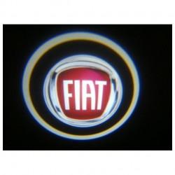 led light under door logo fiat