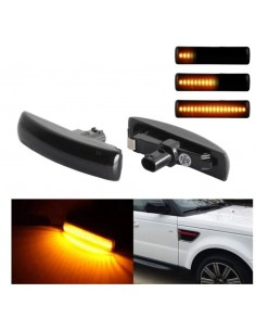 Land Rover Freeland 2 side led turn mirror sequential light