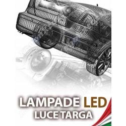 LAMPADE LED LUCI TARGA per CHEVROLET Spark specifico serie TOP CANBUS