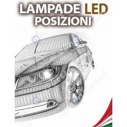 Led Lamps Position Lights For Chevrolet Spark 2 M400 Specific Top Series Canbus
