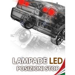 Full Led Position And Stop Kit For Chevrolet Spark 2 M400 Specific Top Series Canbus