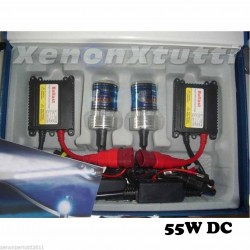 KIT SLIM ECO 55W DC COMPATIBILE CANBUS