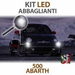 Lampade Led H1 Abbaglianti per 500 ABARTH 595 695 con tecnologia CANBUS