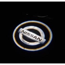 Logo LED Nissan