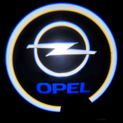 logo led opel