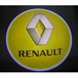 Logo LED Renault