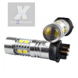 COPPIA LUCI  PW24W DIURNE DRL 10 LED CANBUS