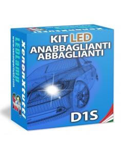 Lampade Led Anabbaglianti e Abbaglianti D1S per BMW Serie 1 - F20 F21 dal 2010 al 2019 con tecnologia CANBUS