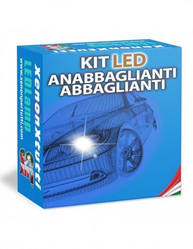 KIT FULL LED Anabbaglianti Abbaglianti FIAT Panda II attacco h4 specifico serie TOP CANBUS