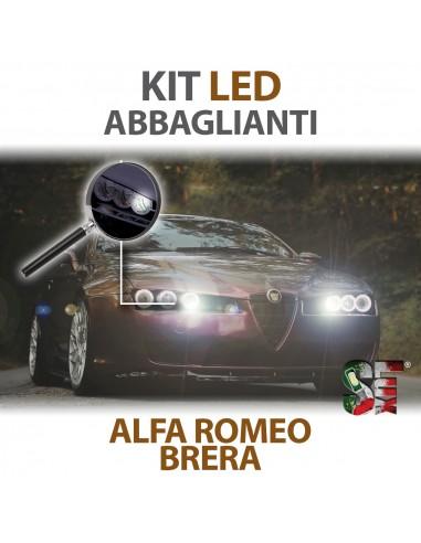 Lampade Led Abbaglianti H7 per ALFA ROMEO Brera con tecnologia CANBUS