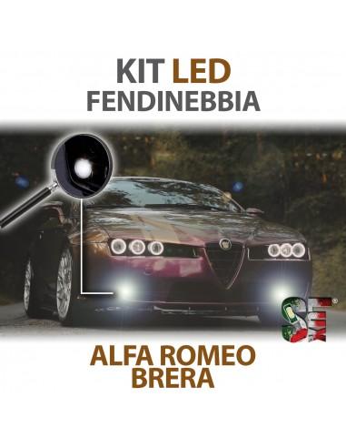 Lampade Led Fendinebbia H1 per ALFA ROMEO Brera con tecnologia CANBUS