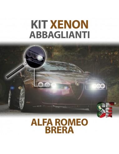 Lampade Xenon Anabbaglianti H7 per ALFA ROMEO Brera con tecnologia CANBUS