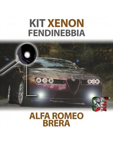 Lampade Xenon Fendinebbia H1 per ALFA ROMEO Brera con tecnologia CANBUS