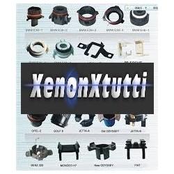 Coppia adattatori XENON LED  Furgone expert Peugeot 2016