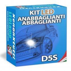 Lampade Led Anabbaglianti e Abbaglianti D5S per JEEP Renegade con tecnologia CANBUS