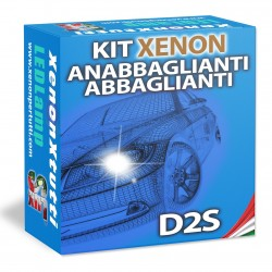 Lampade Xenon Anabbaglianti e Abbaglianti D2S per AUDI A6 C6 (2004 - 2011) con tecnologia CANBUS