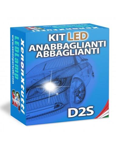 Lampade Led Anabbaglianti e Abbaglianti D2S per AUDI A6 C6 (2004 - 2011) con tecnologia CANBUS
