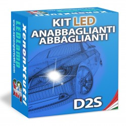 Lampade Led D2S per AUDI A6 C6 (2004 - 2011) Sostituzione Xenon di Serie Plug & Play