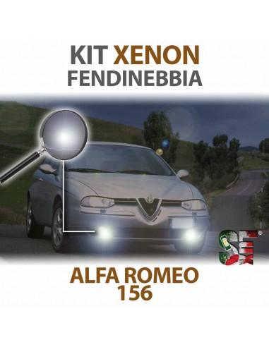 Lampade Xenon Fendinebbia H1 per ALFA ROMEO 156  tecnologia CANBUS