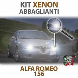 Lampade Xenon Abbaglianti H1 per ALFA ROMEO 156  tecnologia CANBUS