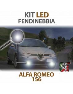 Lampade Led Fendinebbia H1 per ALFA ROMEO 156  tecnologia CANBUS