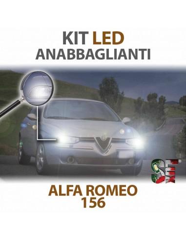 Lampade Led Anabbaglianti H7 per ALFA ROMEO 156  tecnologia CANBUS