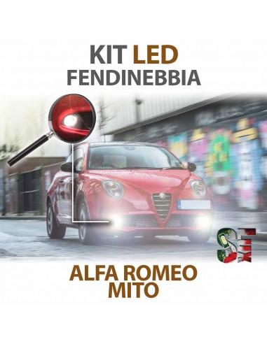 Lampade Led Fendinebbia H1 per ALFA ROMEO Mito con tecnologia CANBUS