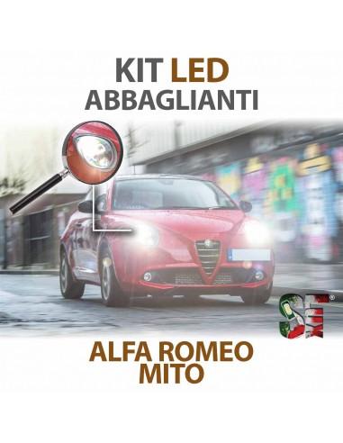 Lampade Led Abbaglianti H7 per ALFA ROMEO Mito con tecnologia CANBUS