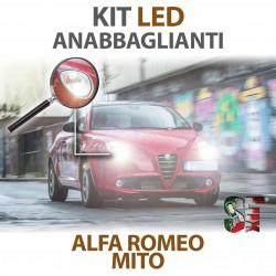 Lampade Led Anabbaglianti H7 per ALFA ROMEO Mito con tecnologia CANBUS