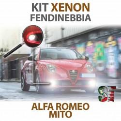 Lampade Xenon Fendinebbia H1 per ALFA ROMEO Mito con tecnologia CANBUS