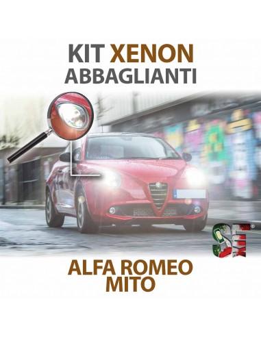 Lampade Xenon Abbaglianti H7 per ALFA ROMEO Mito con tecnologia CANBUS