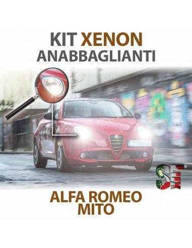 Lampade Xenon Anabbaglianti H7 per ALFA ROMEO Mito con tecnologia CANBUS
