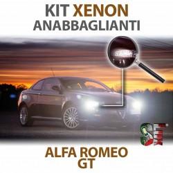 Lampade Xenon Anabbaglianti H7 per ALFA ROMEO GT (2003 - 2010) con tecnologia CANBUS