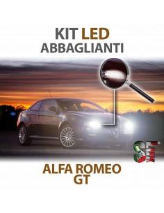 Lampade Led Abbaglianti H7 per ALFA ROMEO GT (2003 - 2010) con tecnologia CANBUS