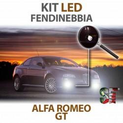 Lampade Led Fendinebbia H1 per ALFA ROMEO GT (2003 - 2010) con tecnologia CANBUS