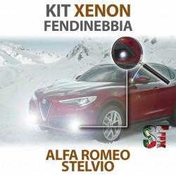 Lampade Xenon Fendinebbia H11 per ALFA ROMEO Stelvio (2016 in poi) con tecnologia CANBUS