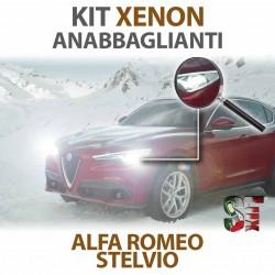 Lampade Xenon Anabbaglianti H7 per ALFA ROMEO Stelvio (2016 in poi) con tecnologia CANBUS